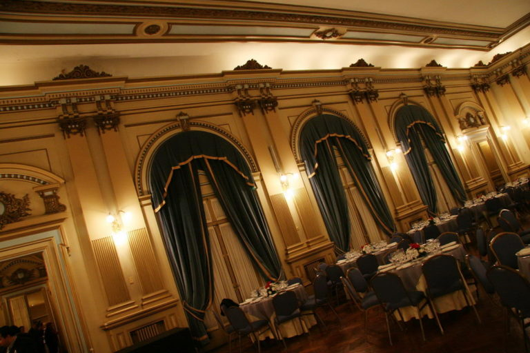 Sociedad Italiana - Unión y Estrella - Alquiler de salones para eventos Lomas de Zamora